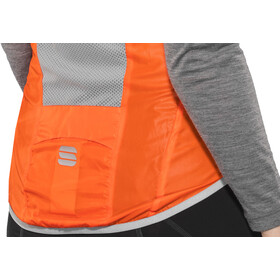Sportful Hot Pack Easylight Vest Dam orange sdr
